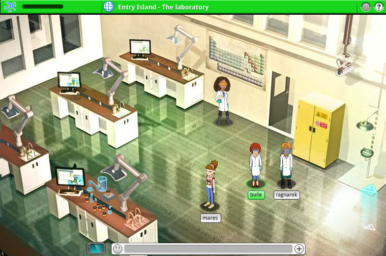 virtual world games online free
